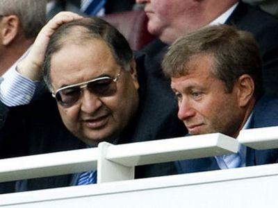 Zile de cosmar pentru miliardarii de la Chelsea si Arsenal: Abramovici si Usmanov au pierdut aproape 2 miliarde $ in 10 zile, dupa ce pretul petrolului s-a prabusit