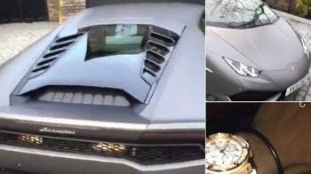 Starul din Premier League care si-a facut PRAF Lamborghiniul de 250.000 euro! Cum arata masina dupa accident. FOTO