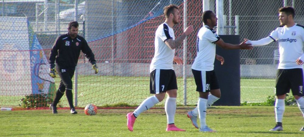 Budescu a plecat in Qatar sa-si negocieze contractul! Ce a facut Astra fara el in al doilea amical al iernii