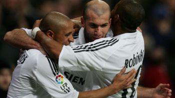 """Renasterea Realului """"Galactic"""". Ce surpriza se pregateste pe Bernabeu: o alta legenda revine la Madrid, dupa ce Zidane a fost numit principal"""