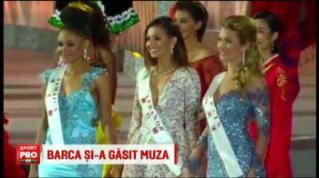 """Vreau sa ies o data la cina cu Messi!"" Cum arata femeia care tocmai a castigat titlul Miss World VIDEO"