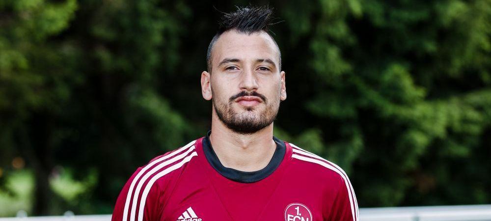 Suma INCREDIBILA pe care Gebhart, jucatorul adus de Reghe la Steaua, a incasat-o intr-un an in Germania fara sa joace!