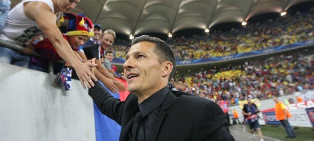 BOMBA! Galca incepe transferurile! Vrea un jucator de la nationala si cel mai bun jucator din mandatul sau la Steaua