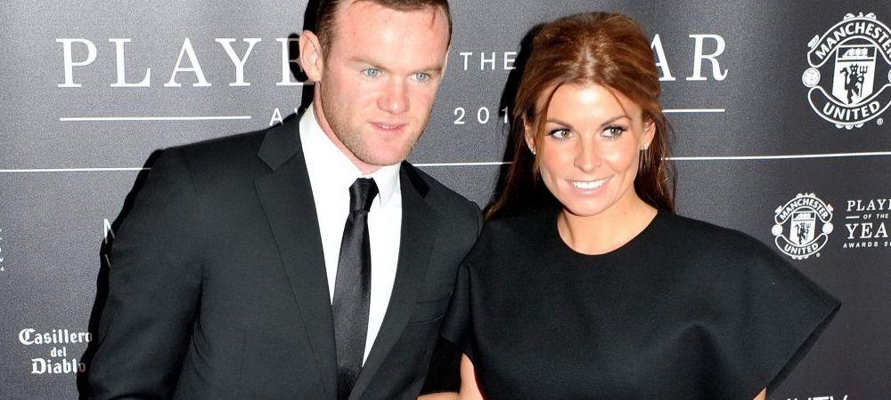 """Rooney a devenit tata pentru a treia oara: """"Suntem pe luna!"""" Coleen i-a daruit un nou baietel"""