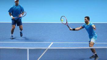 Tecau, OUT de la Australian Open! Mai are o sansa la dublu mixt, acolo unde s-a calificat in sferturi