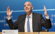 OFICIAL! Ei se bat pentru inlocuirea lui Blatter la sefia FIFA! Infantino, favorit sa preia conducerea forului mondial