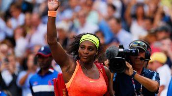 Executie in direct si finala pentru istorie. Serena Williams a trecut fara emotii de Aga Radwanska si va juca finala la Melbourne impotriva lui Kerber: o poate egala pe Steffi Graf