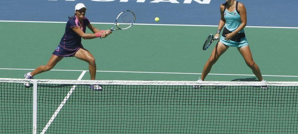 Simona e DA, Irina e BA. Irina Begu s-a retras din echipa de Fed Cup din cauza unei accidentari