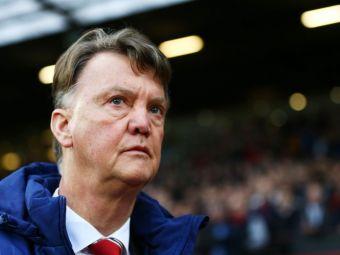 """""""Ingrozitor! Oribil!"""" Atacul lui van Gaal dupa ce a fost """"demis"""" de trei ori pana acum de la Manchester United"""