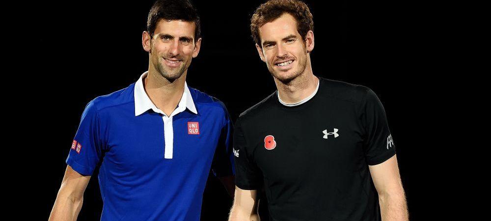 Djokovici - Murray, finala de la Australian Open! S. Williams - Kerber, finala la fete, Tecau e in finala la dublu mixt