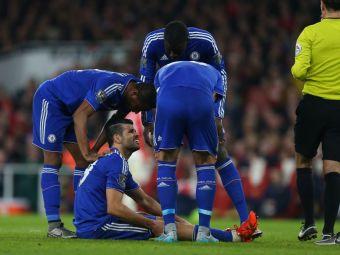 MK Dons 1-5 Chelsea, dupa un meci de Oscar al brazilianului lui Hiddink. Oscar a macat un hat-trick, Hazard a inscris si el. Rezultatele din FA Cup