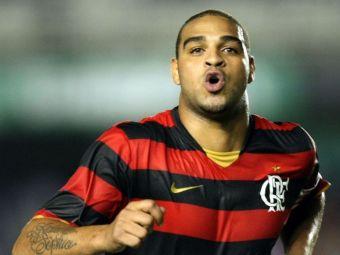 """Surpriza uriasa! Adriano revine in fotbal dupa 22 luni de pauza! Cum arata acum cel poreclit """"IMPARATUL"""", dupa ce a slabit 10 kg"""