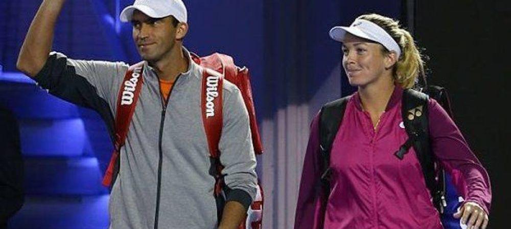 Tecau a pierdut finala de dublu mixt de la Australian Open: Tecau/Vandeweghe - Soares/Vesnina4-6; 6-4; 5-10