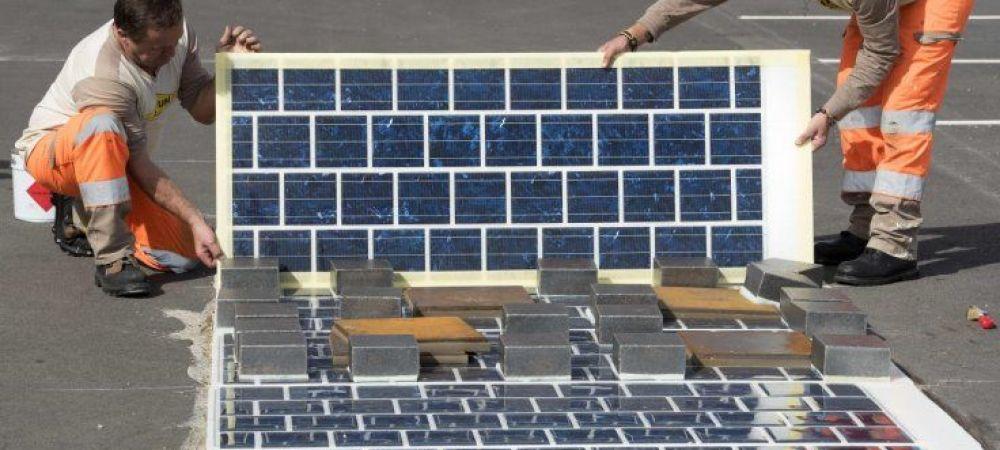 Prima tara care va avea drumuri cu panouri solare futuriste! Milioane de case vor avea electricitate in acest mod