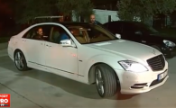 Patronul lui Ludogorets si-a adus iubita la meciul cu Steaua. Ce facea modelul cand milionarul urmarea partida