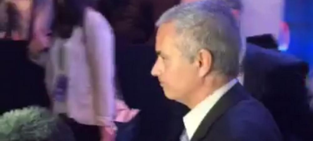 """""""Jose, Pep s-a dus la City, mergi si tu la United?"""". Reactia portughezului la intrebarea unui jurnalist britanic, la Zurich"""