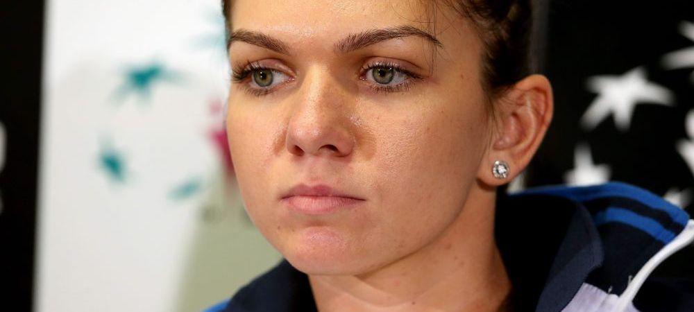 """""""Le-am batut mereu"""" Simona Halep, gata de confruntarea cu Cehia! Care e starea de sanatate inainte de meciul cu detinatoarea trofeului"""