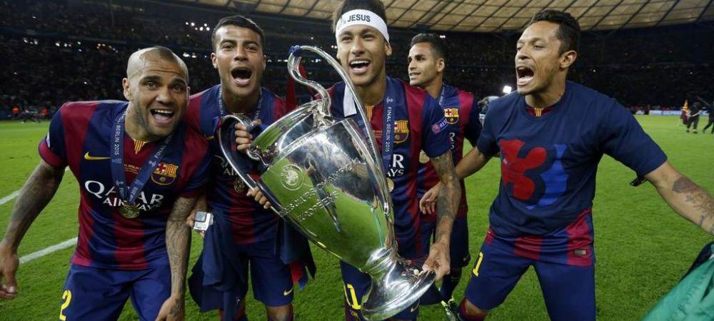 Neymar, dribling MINUNAT in meciul cu Valencia! Cum si-a TERMINAT un adversar