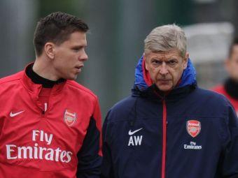 """Va dati seama ca daca Arsenal va lua titlul eu o sa par un idiot, nu?"""