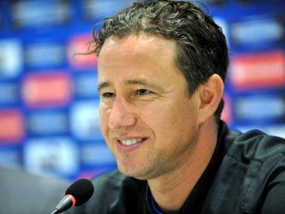 """Reghe, reactie ironica atunci cand a fost intrebat despre transferul lui Budescu in China: """"De-aia n-am mai putut eu sa mananc in seara aia"""""""