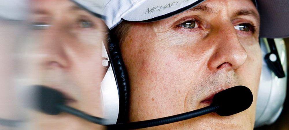 """""""Din pacate, am o veste trista!"""" Anunt de ULTIMA ORA despre starea lui Schumacher! S-a aflat TOT"""
