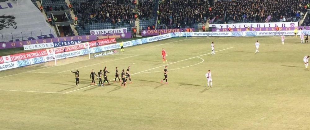 GOOOOL RUSESCU! GOOOL TORJE! Cum a marcat Raul in derby-ul cu Tanase din Turcia. VIDEO