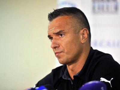 "Ganea l-a dat afara pe Pancu de la Voluntari: ""Nu ma mai intereseaza acest jucator. Dragomir mi-a dat mana libera, am luat singur decizia"""