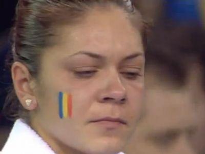 """Invinse in decisivul de dublu, Mitu si Olaru au fost devastate. Andreea Mitu nu a putut vorbi din cauza lacrimilor: """"Evolutia mea a dus la rezultatul acesta"""""""