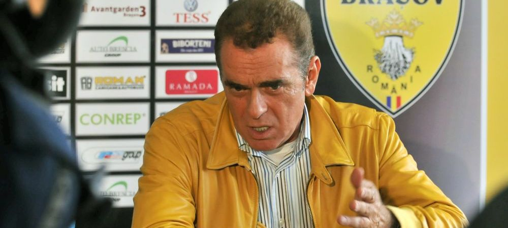 ULTIMA ORA | Ioan Neculaie, patroul lui FC Brasov, a fost arestat preventiv pentru 30 de zile