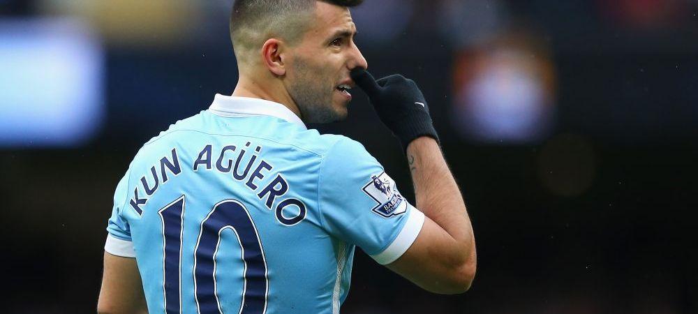 L-a convins venirea lui Pep? Kun Aguero isi va prelungi contractul cu Manchester City pana in 2020, desi semnase deja pana in 2019