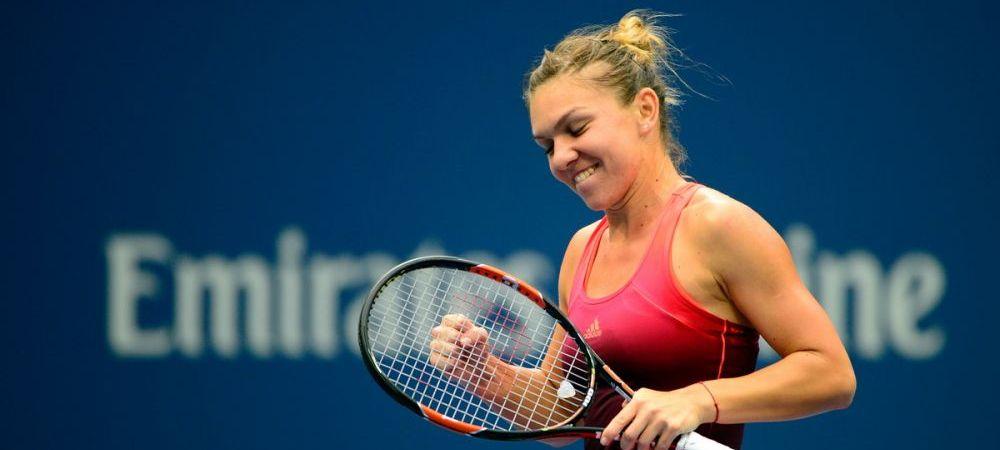"""Muguruza si Radwanska ii """"sufla in ceafa"""" Simonei Halep. Cum arata clasamentul TOP 10 WTA de saptamana aceasta"""