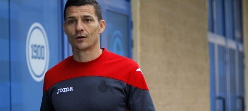 Galca are bagajele facute si va fi dat afara de la Espanyol. UPDATE! Astazi isi afla soarta. Caparros, favorit sa ii ia locul