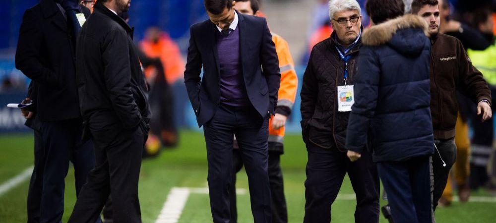 """Mesajul jucatorilor pentru Galca, dupa 0-6 si 0-5 cu Real Madrid si Sociedad: """"Mister, suntem cu tine pana la moarte"""""""
