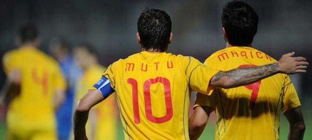 "Mutu il ""dribleaza"" in declaratii pe Marica: ""Are 15 goluri din pasele mele, din 25, cate a dat la nationala"""