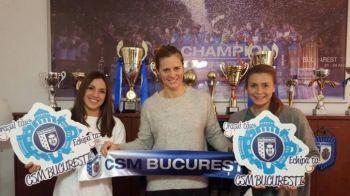 Raman pentru un nou sezon de Liga: Gullden, Torstensson si Martin si-au prelungit contractele cu CSM Bucuresti. Pleaca insa braziliencele