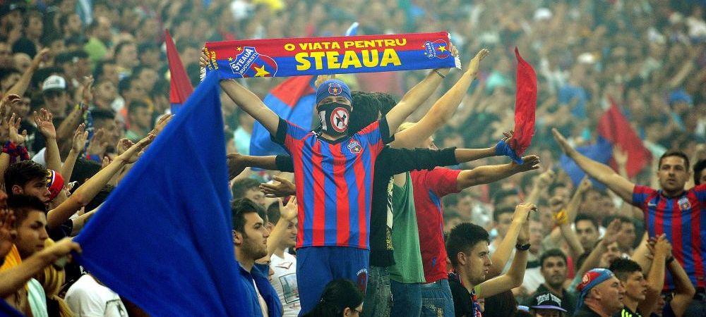 Prima zi din NOUA ERA, scenariul perfect: galeria Stelei ar putea reveni alaturi de echipa la meciul din Cupa cu Dinamo!