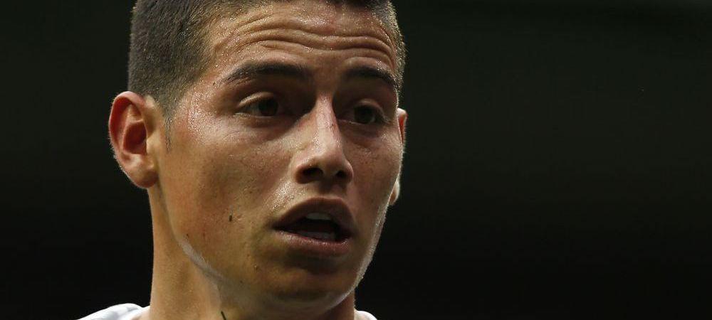 Football Leaks a publicat in premiera contractul REAL al lui James Rodriguez la Madrid! Cati bani castiga
