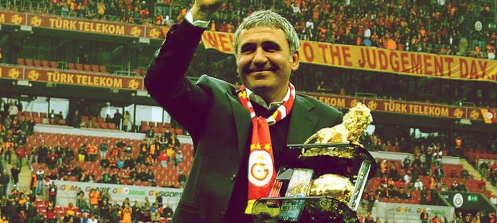PLEACA Hagi de la Viitorul? Galatasaray il cheama din nou pe Rege! Anuntul facut de presa din Turcia