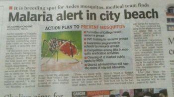 Situatie incredibila pentru Rapid in India! Dupa ce au scapat de sobolanii din hotel, acum au dat peste o ALERTA DE MALARIE