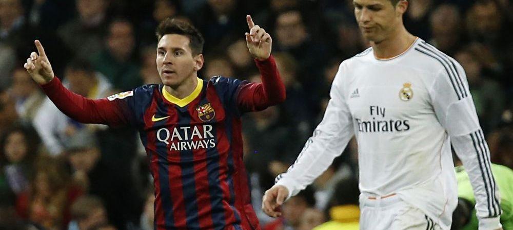 """Stiu eu de ce a batut Messi asa!"" Ronaldo s-a suparat pe jurnalisti si a PLECAT de la conferinta de presa"