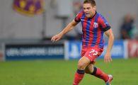 Ultimele luni pentru Adi Popa la Steaua: sanse mari sa plece in vara! Reghe i-a gasit inlocuitorul in primul 11 al Stelei