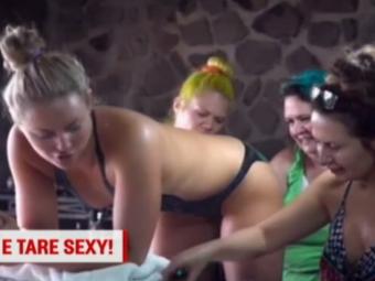 Satula de frig, cea mai tare schioare din lume a renuntat la haine :) Lindsey Vonn a pozat precum Ronda Rousey si Caroline Wozniacki