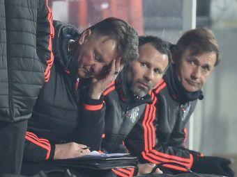 """""""Jucam un fotbal de rah*t"""". Manchester United a suferit o noua infrangere rusinoasa cu Van Gaal pe banca, pe terenul lui Midtjylland. Ce a spus olandezul la final"""