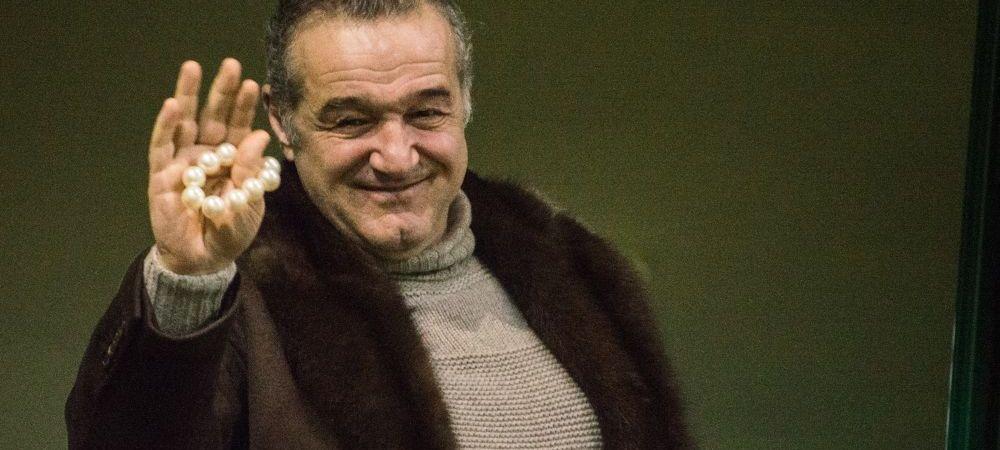 EXCLUSIV Prima declaratie a lui Enache din postura de jucator al Stelei. Ce mesaj are pentru Gigi Becali