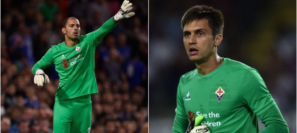 """""""Aventura mea aici s-a incheiat"""". Nemultumiri in vestiarul Fiorentinei dupa meciul din Europa League cu Tottenham: concurentul lui Tatarusanu s-a suparat"""