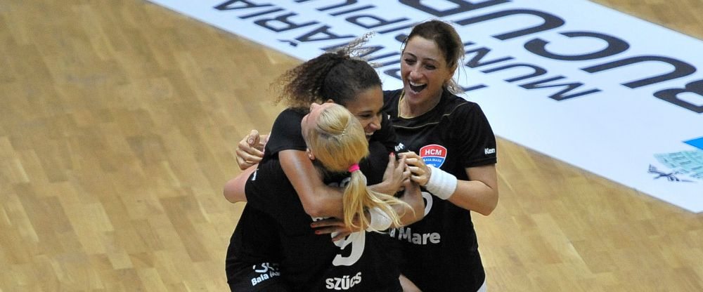 Baia Mare, victorie pentru sferturile Ligii Campionilor! HCM Baia Bare 38-27 Thuringer