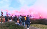 Imagini emotionante cu fanii Craiovei! Gestul facut pentru Cristi Neamtu, fostul portar de pe Oblemenco