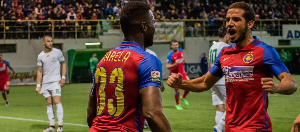 Varela SUPER EROU! :) Cum se reface dupa accidentarea suferita in meciul cu Chiajna