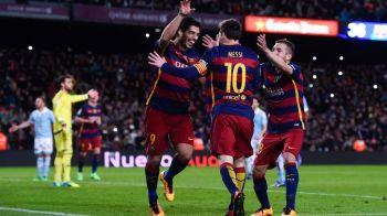 Primul transfer pe care il face Barca in vara joaca pe post cu Messi! Jucatorul formidabil care valora 3mil de euro acum 1 an