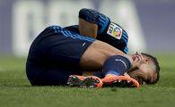"""Seara de COSMAR pentru Real! """"ADIO TITLU LA MADRID"""", dupa ce Cristiano Ronaldo a ratat un penalty cat un sezon. Ce i-au cantat fanii din tribune"""